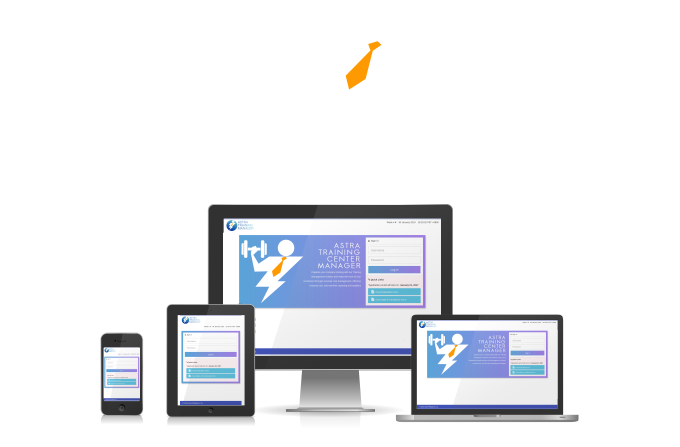 Astra Training Center Manager
